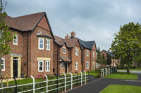 Morris Homes opens new Sandymoor development