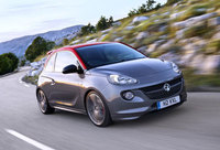 Vauxhall ADAM S to premier in Paris