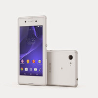 The Sony Xperia E3 smartphone