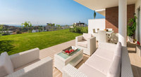 Spanish property on the up as penthouses command 30% price premiums