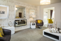 Morris Homes launches first show home at Hunts Cross development