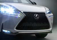 Lexus designs a brighter future for its NX 300h with LED technology