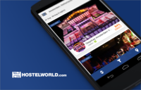 Hostelworld Android app takes customer experience to the next level