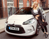 DS 3 stars in Pixie Lott's latest music video
