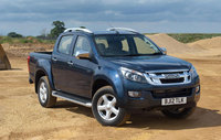 Isuzu D-MAX picks up prestigious fleet award