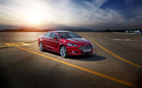 All-new Ford Mondeo to offer new Ford pedestrian detection technology