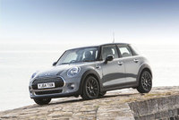 MINI 5-door Hatch: More mini, more possibilities
