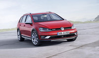 Volkswagen Golf Alltrack to make debut at Paris Show
