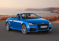 Early airing for all-new Audi TT Roadster ahead of Paris Show