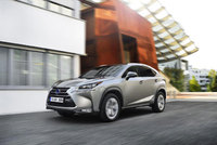 The new Lexus NX 300h: Engineered for agility and a rewarding drive