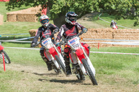 Get on a dirt bike and get off-road this October with Honda