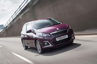 Peugeot 108 has a chart-topping start to life