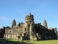 Angkor - The Lost City & Beyond