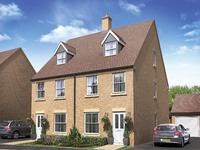 Stunning new homes coming soon to Leighton Buzzard