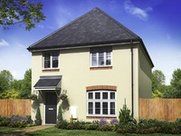 Stunning new homes coming soon at Tregwilym Gate