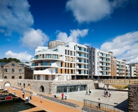 Student demand propels Harbourside's appeal