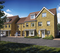 Flexible family homes are rosey at Stonechat Mews