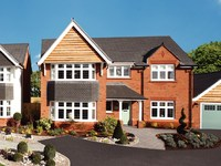 Last chance to buy one of Redrow's largest homes at Crown Park