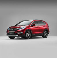 Honda reveals new-look CR-V at Paris Motor Show 2014