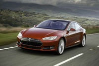 Tesla financing built from the ground up