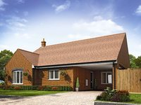 Secure a low-maintenance new-build bungalow at Greenwood Meadows