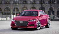 A new take on the Audi TT