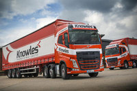 Twenty new series FH enter service with Knowles Transport