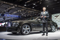 New Bentley Mulsanne Speed ­- Pinnacle of luxury and performance