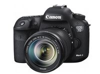 Canon EOS 7D Mark II - built for speed