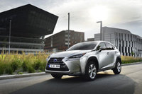 Hundreds hurry to snap up the new Lexus NX