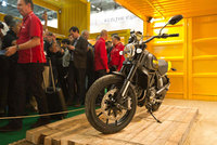 The Ducati Scrambler sends the internet haywire