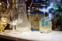 Disaronno Versace Sour cocktail available exclusively at The Rivoli Bar at The Ritz London