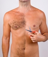 Half of Britain's men feel the pressure to remove or groom their body hair