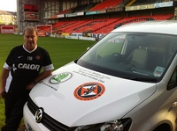 Dundee United scores new sponsorship deal with Volkswagen