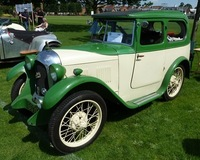 Austin 7 National Rally invites the 'cousins' to attend in 2015