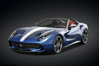The F60America: An exclusive car to mark Ferrari's 60th year in North America