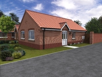 Move into a new Rippon bungalow for Christmas