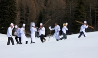 Take a culinary tour of Italy in Alta Badia with a new twist on 'A Taste For Skiing'