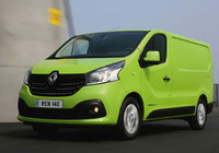 All-new Renault Trafic is most frugal van at 2014 MPG Marathon