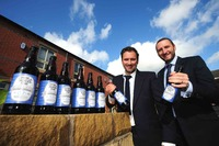 Waters Homes toasts new residents at its Birstall development