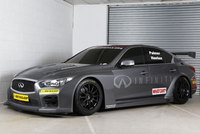 Infiniti and 'Support Our Paras Racing' enter BTCC in 2015
