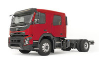 New Volvo FL and Volvo FMX – Now with crew cab