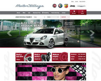 Fiat flagship Motor Village launches new, improved website