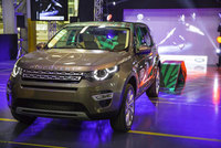 Virgin Voyage: Land Rover celebrates production of first new Discovery Sport