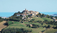 Italy's crowning glory: Hilltop towns prove a hit with visitors from around the globe