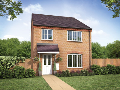 An exteded semi detached home with central heating and double glazing