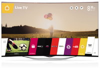 "LG launches new 55"" OLED TV to the UK"