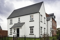 Morris opens the doors to two new show homes at Crompton Place