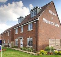 Don't miss out on the final homes at Taylor Wimpey's Weavers Gate