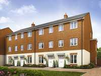 Brand new showhome is now open at The Willows